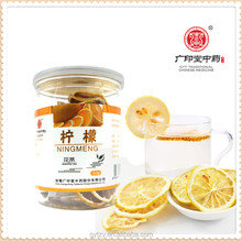 dried fruit lemon slimming tea