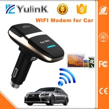 Specially Designed Mini Car 3G 4G Wifi Router with SIM card Slot Cigarette plug
