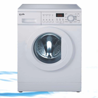 2018 Front Loading Washing machine 6kg/7kg by manufacturer