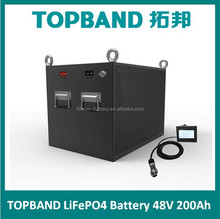 New Arrive!!! Lithium Iron Phosphate Battery Pack 48volt 200amps