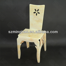 Colorful Acrylic Chair ,Home and Office Chair Acrylic High Quality Chair