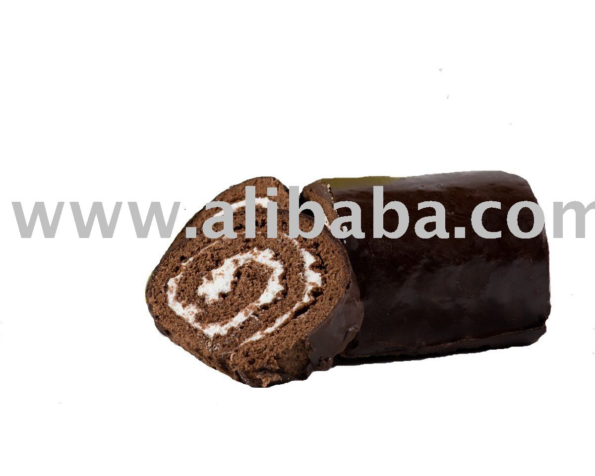 Gluten Free Swiss Chocolate Roll