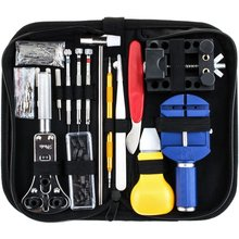 Professional High Quality 147 PCS Watch Repair Tool Kit with Carrying Case