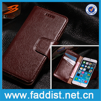 Alibaba China New Products Mobile Phone Case For iPhone 6 Wallet Case