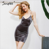 Simplee bodycon girls sexy night dress photos evening club party midi dresses