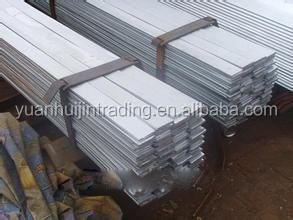 q235 high tensile strength hot rolled mild steel flat bar