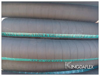 6 Inch Industrial Rubber Water Irigator Hose