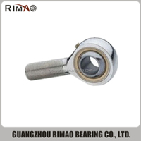 China pactory price clevis rod ends P0S12 hole 12 mm rod end bearing rod ends