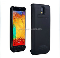 Sample available Backup external battery case for samsung galaxy note 3