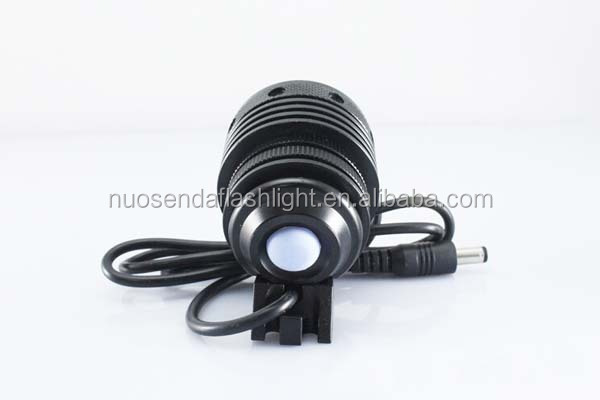 top quality zoomable led cycling lamp bike light UniqueFire 1xCREE XML U2 1200 Lumens 3-Mode Zooming LED Bicycle Light