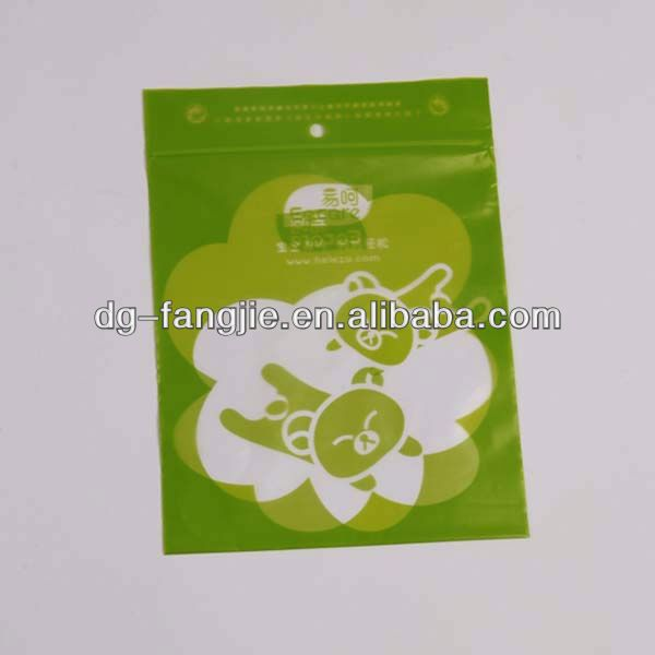 self standing heat sealable plastic food packaging bag