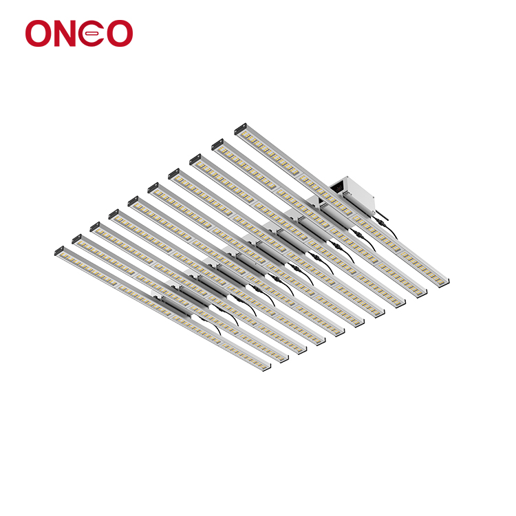 Oneo LED tube panel optic led grow light strips sunlike led horticole 240v for herb garden 2019