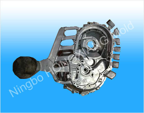 OEM High Quality Aluminum Die Casting Clutch Housing