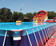 Cheap hot popular inflatable water swimming pool slides for adult sale