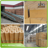 DITA only produce good quality refractory fire clay brick