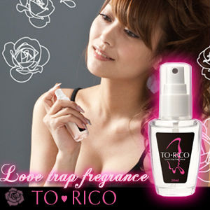TO RICO LOVE TRAP FRAGRANCE Sexy Rose Pheromone Parfume