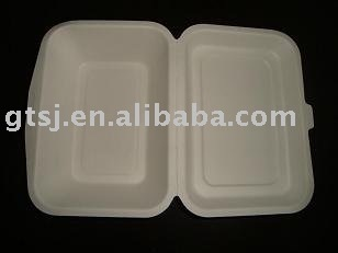 Biodegradable Hinger-container