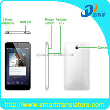 wholesale price 5 inch android moblie phone with multi-translation