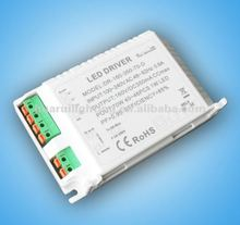 Constant current 700/350mA contant voltage Triac Dimmable 70W high power led driver for street light floodlight led lighting