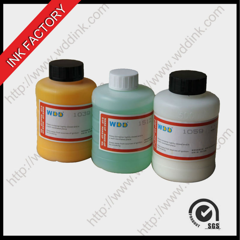 500ml yellow Linx coding and marking ink