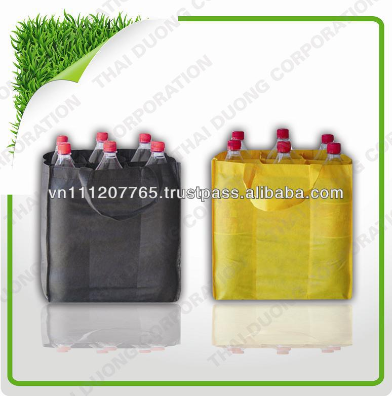 PP Non Woven wine Bags