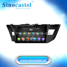 Toyota Levin Car Android DVD Player in dash with GPS,BT
