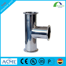 ANSI B16.22 air conditoner stainless steel pipe fitting branch tee ,reducer