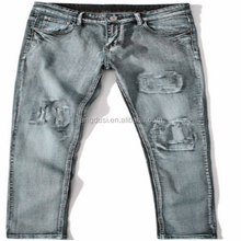 hot sale new style skinny men's OEM cheap jeans