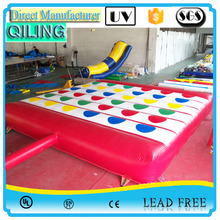 2017new inflatable adult games , Giant Inflatable Twister for sale