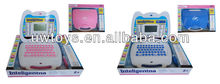 Polish and English bilingual laptop, kid learning machine