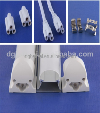 LED three plug wire and center tap components for T5 T8 LED incoporative tube