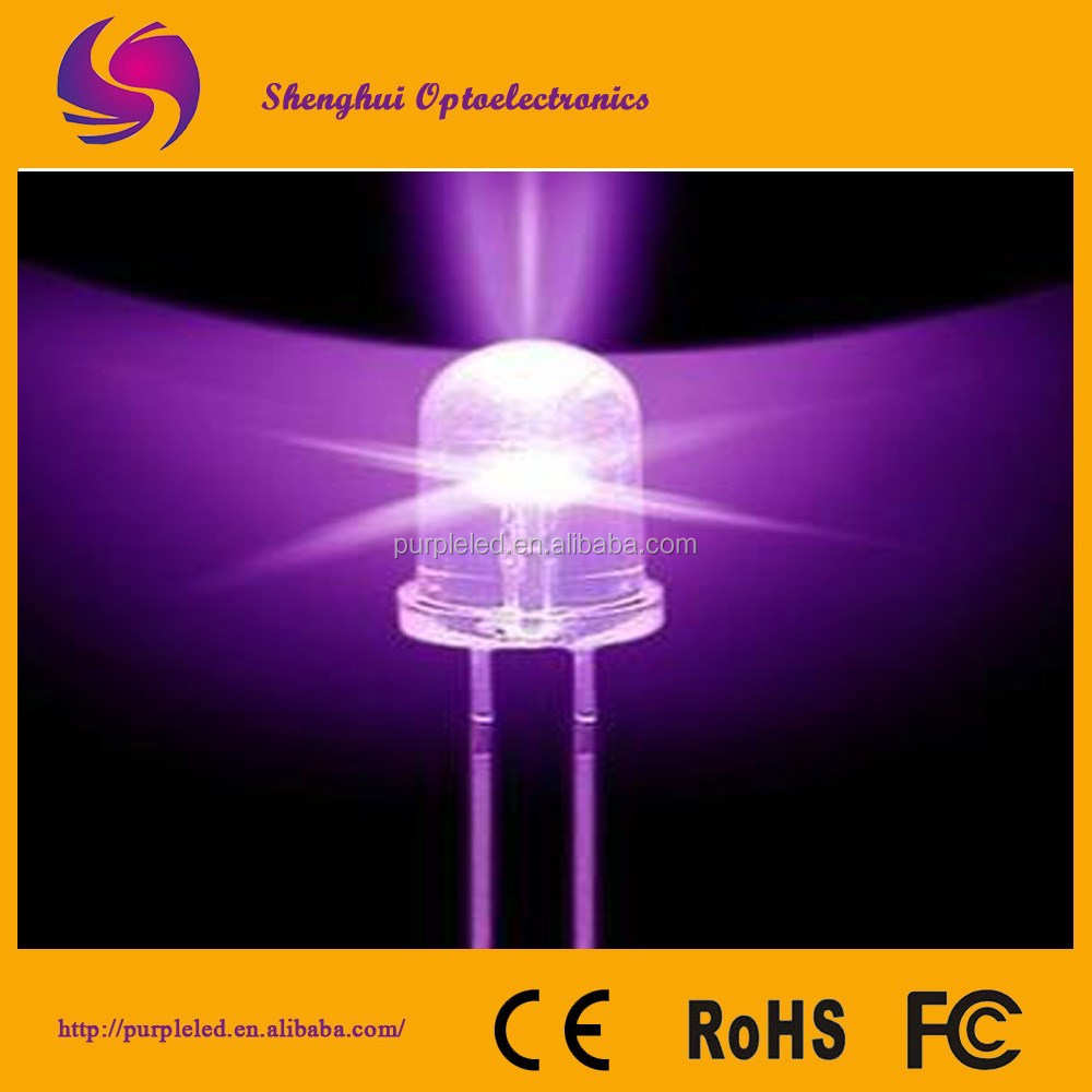 Hot Sell Manufacture 5mm 365nm Uv Round Led With Rohs