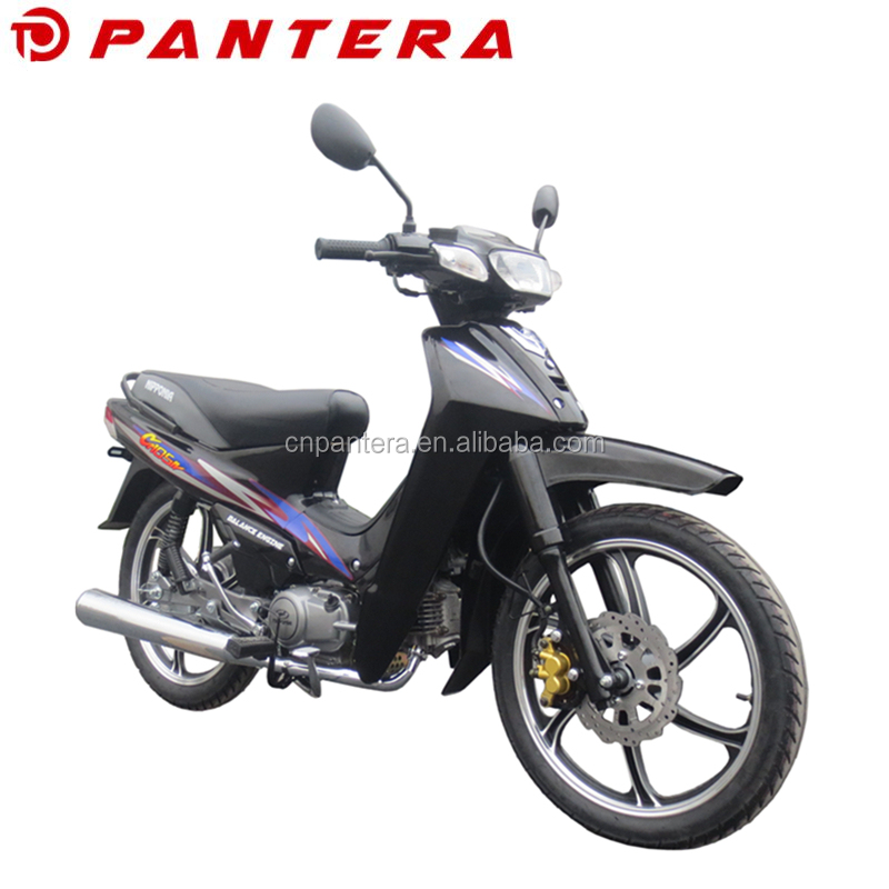 4 Stroke Optional Displacement Alloy Rim Cub Motorcycle Sale in Peru