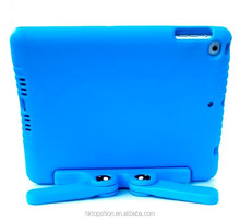 Wholesale price heavy duty for iPad air 2 rubber kid proof tablet EVA case cover with stand