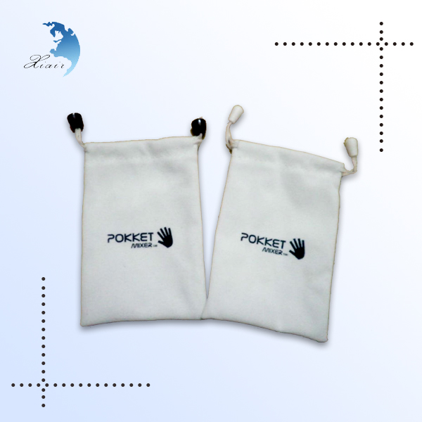 Professional Customized Drawstring Velvet Jewelry Bag Wholesale For Gift Packaging
