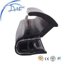 high resistance silicone rubber strip for car door window Rubber Parts