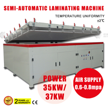 Keyland China Manual / Semi Auto / Automatic Vacuum PV Module Solar Panel Laminator Encapsulation Laminating Machine Price Good