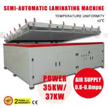 Keyland Manual / Semi Auto / Automatic Vacuum PV Module Solar Panel Laminator Encapsulation Laminating Machine