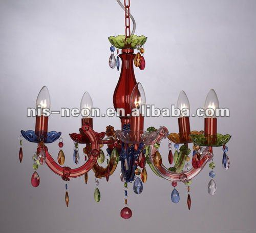 2014 color ceiling light for home decorative(NS-120097M)