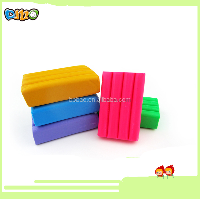 Manufacturer !!! 3D magic wholesale oven bake polymer clay