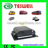 Remote view and Tracking 3G GPS MDVR for car/bus/truck/train/ship/plane CE/FCC manufacture best price