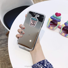 New Coming Shockproof Metal Mirror Fashion Phone Cases For iPhone 6 6s Plus 7