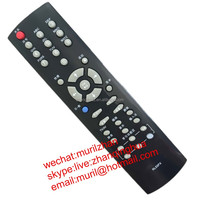 Black 36 Keys Changhong LCD TV remote Control with Copy fucntion for RL53FX RL53DX ITV32830EX ITV40830DEX