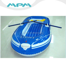 Popular rowing pvc inflatable boat China factory cheap inflatable boat