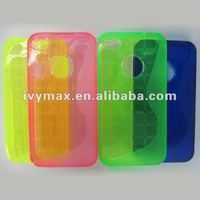 2012 new arrival for iphone 4 TPU gel case