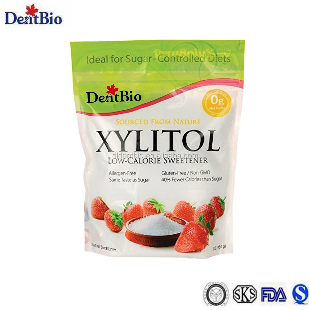 low calories organic xylitol for sugar controlled diets