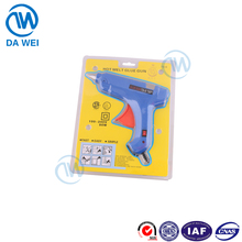 Dawei factory self-operated Hot glue gun hot melt gun hot melt glue gun 7MM caliber