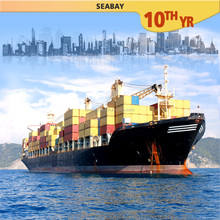 free container sea shiping services price to angola