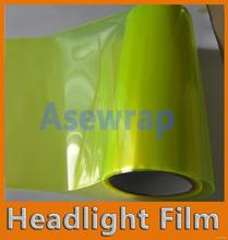 Low price of car lamp wrap vinyl chameleon headlight film With Good Service
