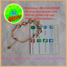 18k 14k rose gold plated bracelets jewelry wholesale